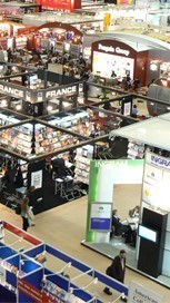 Salon du Livre vs London Book Fair