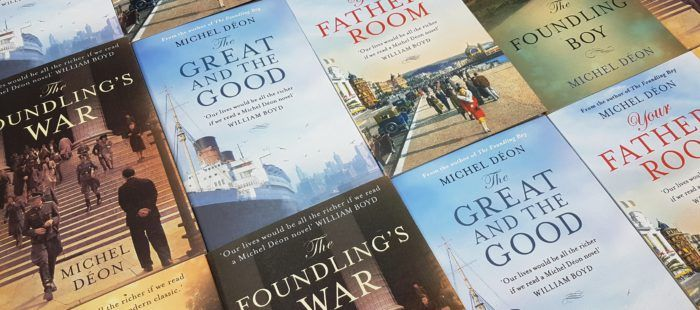 Michel Deon Foundling Boy Foundling's War Great and the Good Your Father's Room (2)