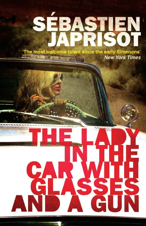 Japrisot Lady in the Car with Glasses and a Gun
