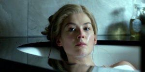 Amy Dunne in Gone Girl