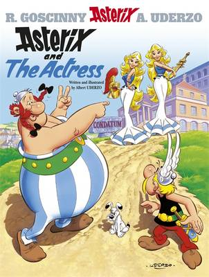 Asterix 31: Asterix and the Actress