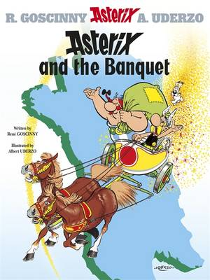 Asterix 05: Asterix and the banquet