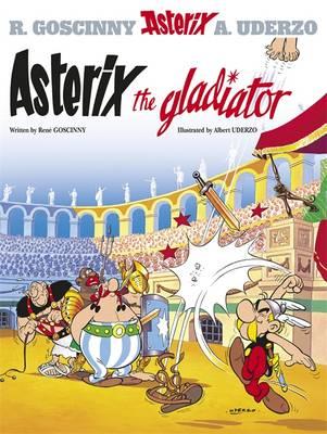 Asterix 04: Asterix the Gladiator