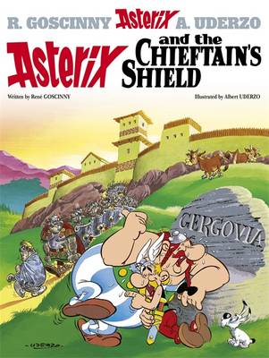 Asterix 11: Asterix and the Chieftain's shield