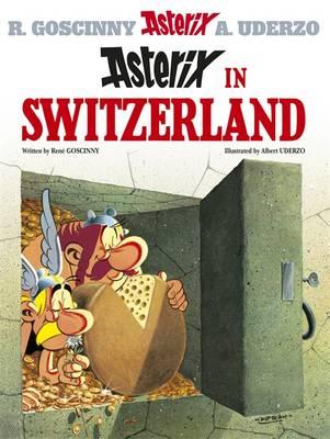 Asterix 16: Asterix in Switzerland