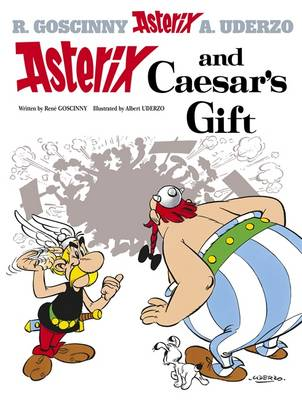 Asterix 21: Asterix and Caesar's Gift