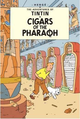 Tintin 04: Cigars of the Pharoah
