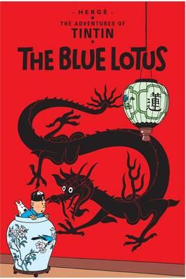 Tintin 05: The Blue Lotus