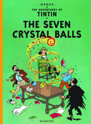Tintin 13: The Seven Crystal Balls