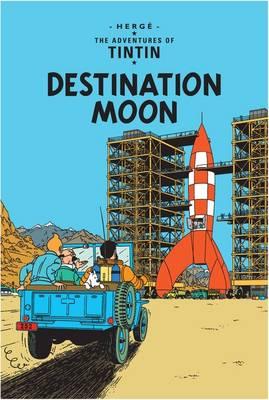 Tintin 16: Destination Moon