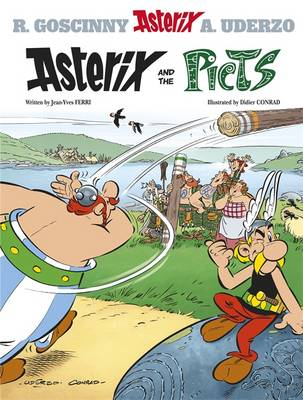 Asterix 35: Asterix and the Picts