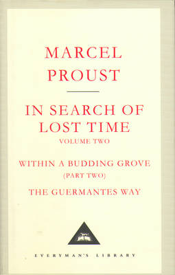 In Search of Lost Time: Volume Two